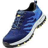 Zapatos de Seguridad para Hombre Zapatillas Zapatos de Mujer Seguridad de...