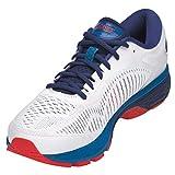Asics Gel-Kayano 25, Zapatillas de Entrenamiento Hombre, Azul (White/Blue...