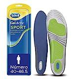 Scholl Gel Activ Sport - Plantillas para hombre, para zapatillas...