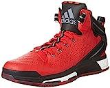 adidas D Rose 6 Boost - Zapatillas para Hombre, Color Rojo/Blanco/Amarillo,...