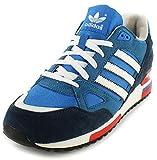 adidas Originals ZX750, Zapatillas de Estar por casa Hombre, Azul-Blau...