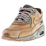 Nike Air MAX 90 GS 943747-700, Zapatillas Unisex niños, Beige (Beige...