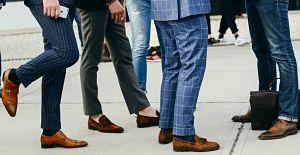 calzado de vestir hombre