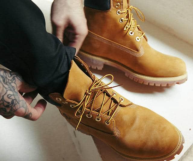 botas para hombre timberland
