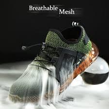 zapatillas de seguridad comodas