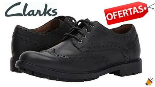 cheap for discount 5f9de c4900 zapatos clarks para hombre