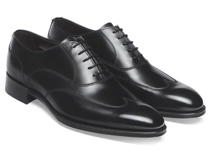 zapatos oxford balmoral