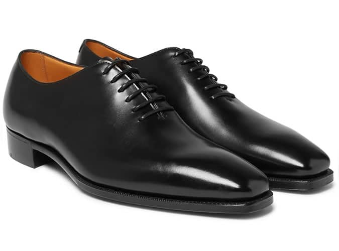 zapatos oxford hombre cuerpo entero
