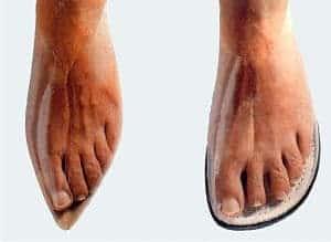 zapatos para pies anchos y delicados