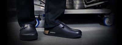 zapatos hosteleria