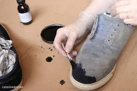 tinte para zapatos